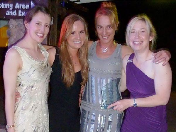 Kudos Blends win Exporter of the Year award