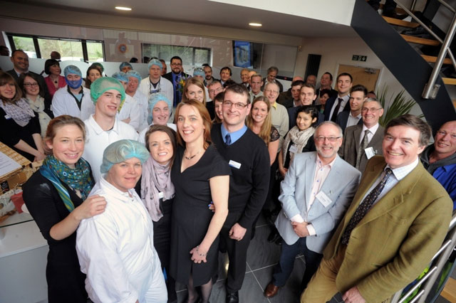 Open Day – A great success for Kudos!