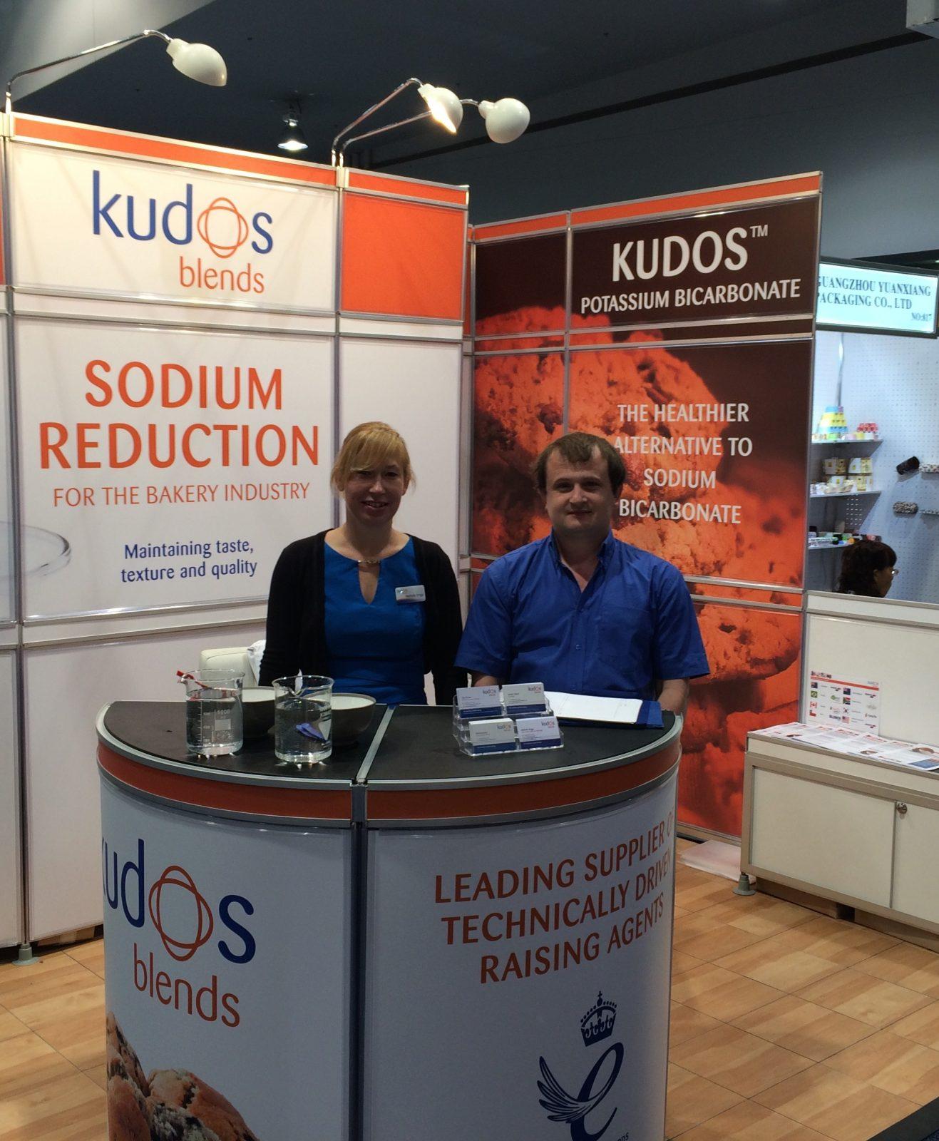 Kudos Blends return from Vegas following IBIE 2016 | Kudos