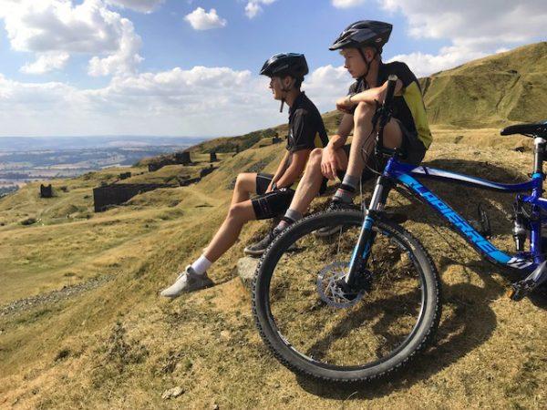 harvey-locke-and-charlie-brown-cycle-challenge