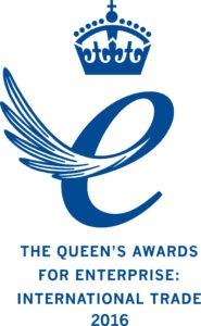 The Queen's Award Logo